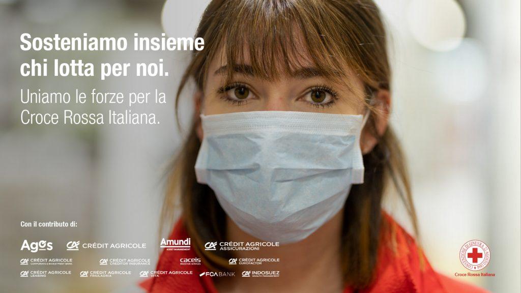 Uniamo le forze per la Croce Rossa Italiana!