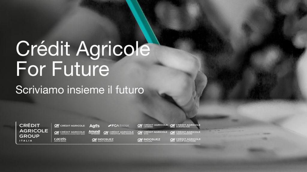 Crédit Agricole For Future: scopri i progetti selezionati!